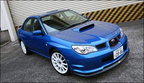 Subaru Impreza WRX STI spec C TYPE RA-R ?? 8000vueltas.com