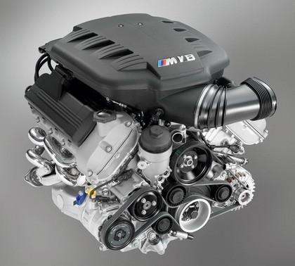 Motor V8 M3