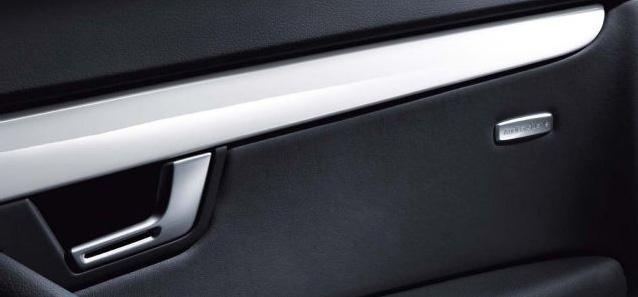 RS4 White StylePack