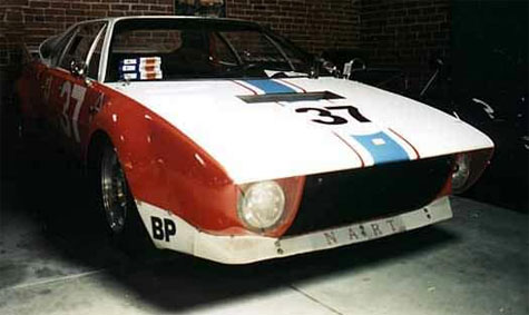 Ferrari 308gt4 Lm