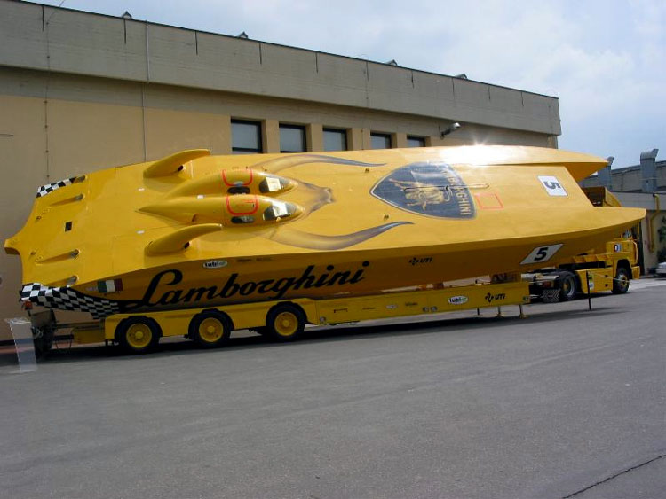 Concept Watercraft El Lamborghini Del Mar 8000vueltas Com
