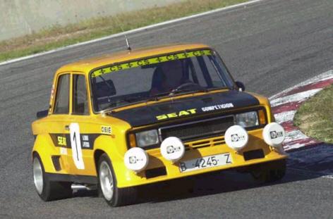 SEAT 1430 Proto