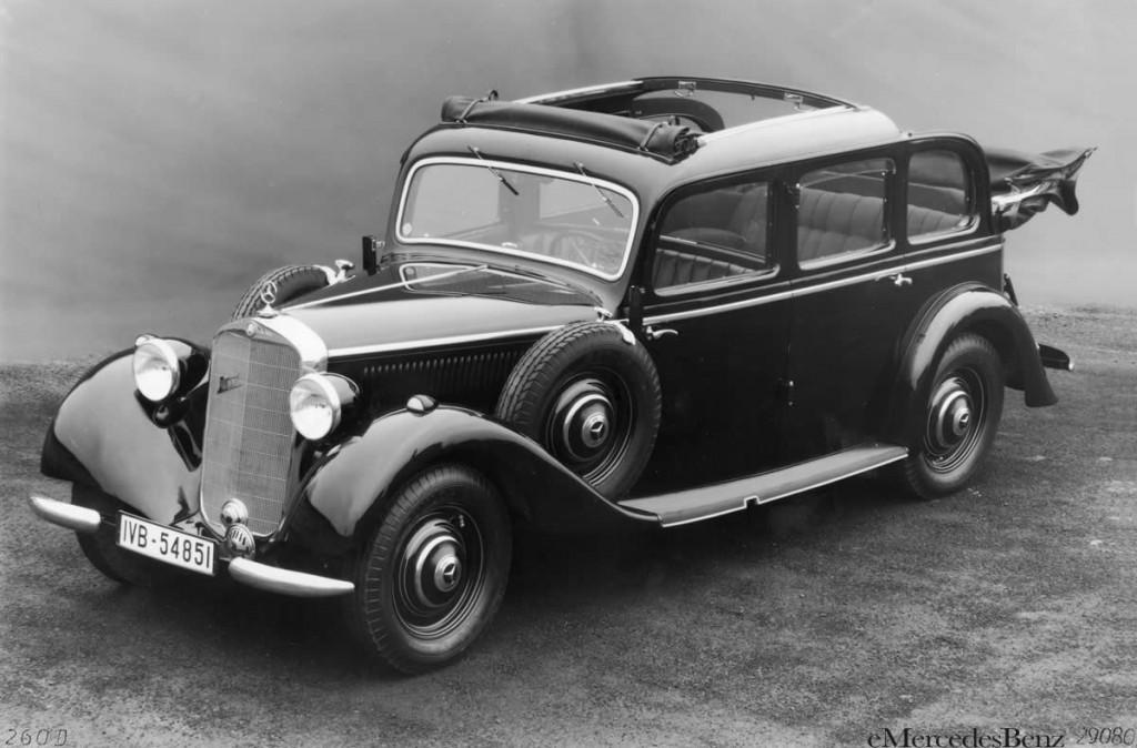 MercedesBenz260