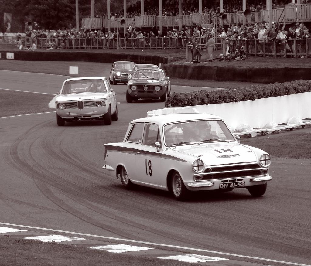 el Ford Lotus Cortina,