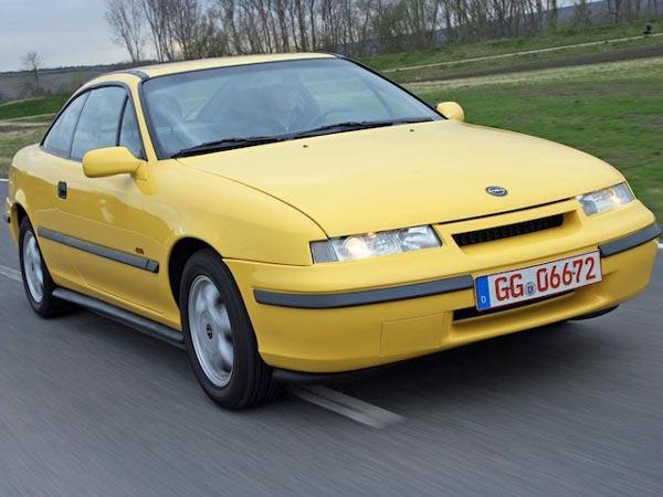 Opel Calibra, lección de aerodinámica, por 8000vueltas.com Opel-calibra-4x4-turbo2