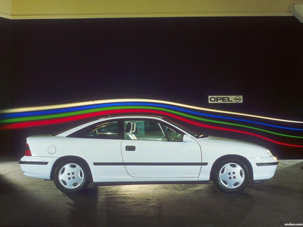 Opel Calibra, lección de aerodinámica, por 8000vueltas.com Opel_calibra-1980-1989_r2-1024x768