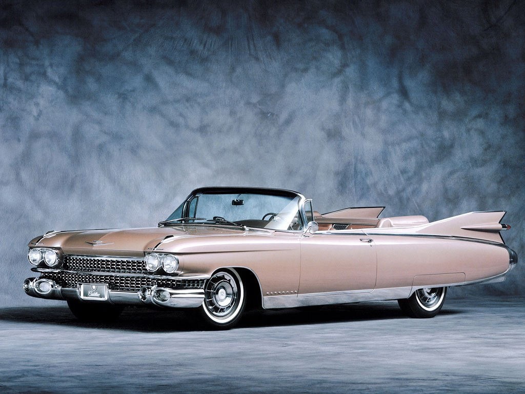 Cadillac 1959 El S 250 Mmum 8000vueltas Com