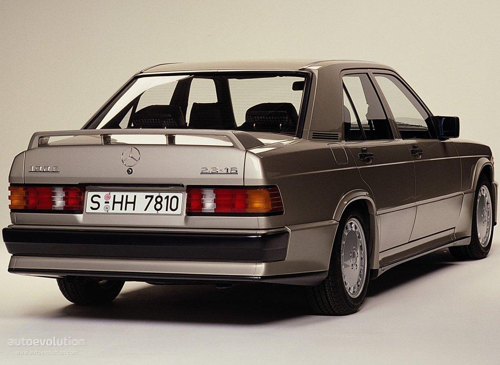 Mercedes 190 E 2 3 16v El Comienzo De Una Leyenda