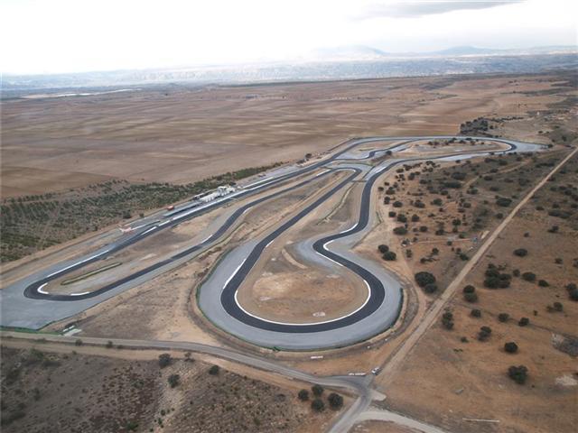 Circuito Guadix : Motorsport venues in spain