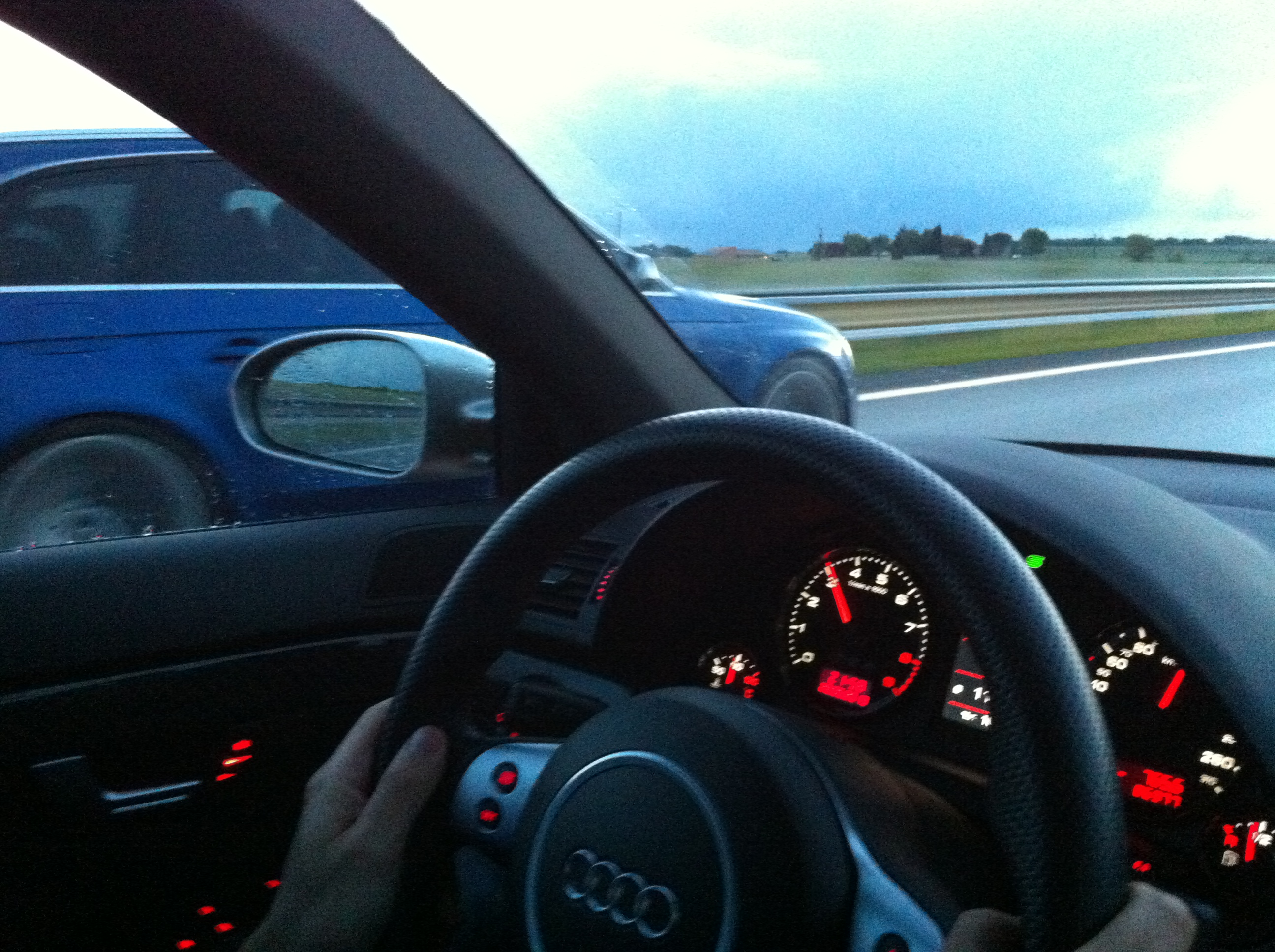 RS 4 Nurburg 1