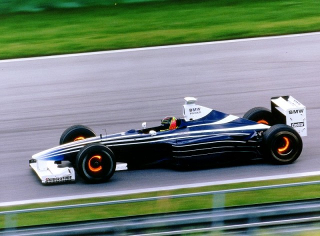 Williams-BMW FW21B, FW21 (1999, Zeltweg, Jörg Müller)