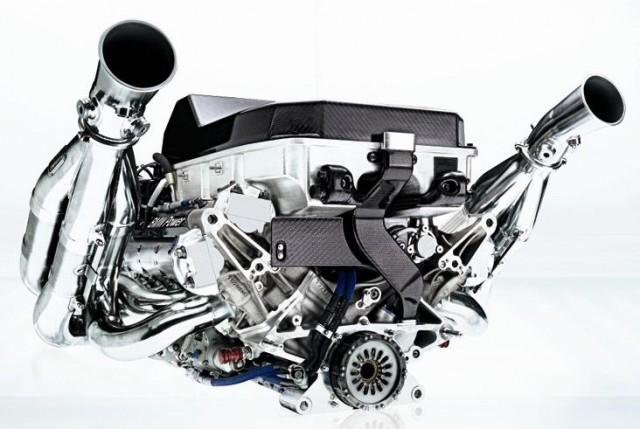 16 - Motor BMW P86
