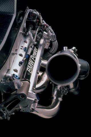 Motor BMW P86