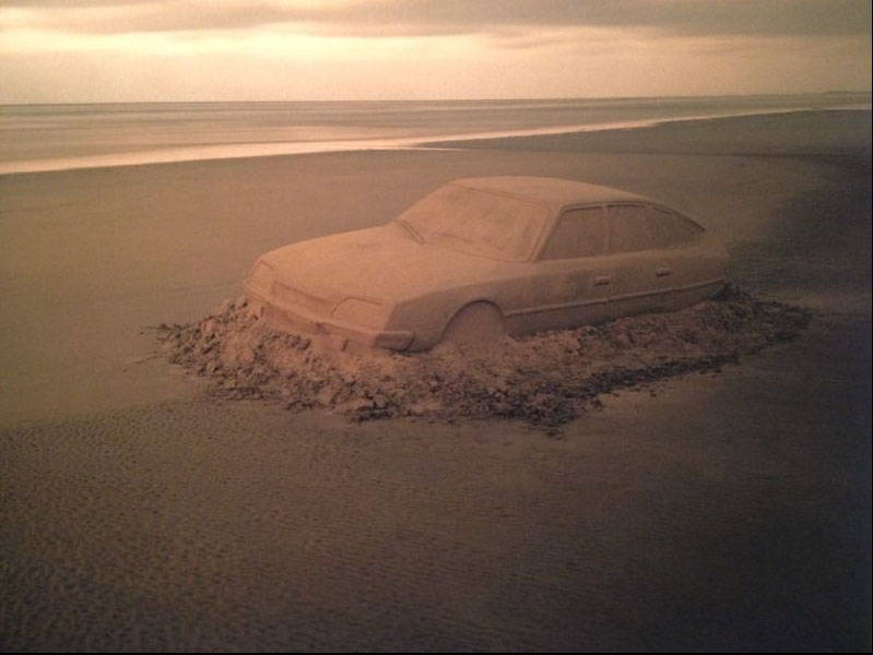 CX Sand