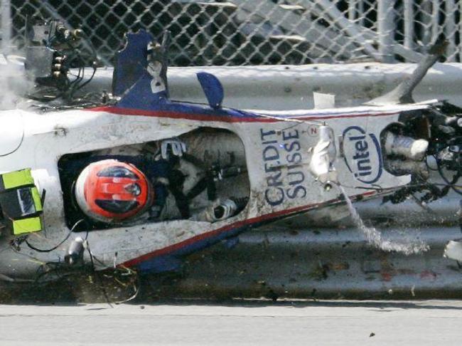 BMW Sauber F1.07 (10-6-2007, Villeneuve, GP de Canadá, Robert Kubica)